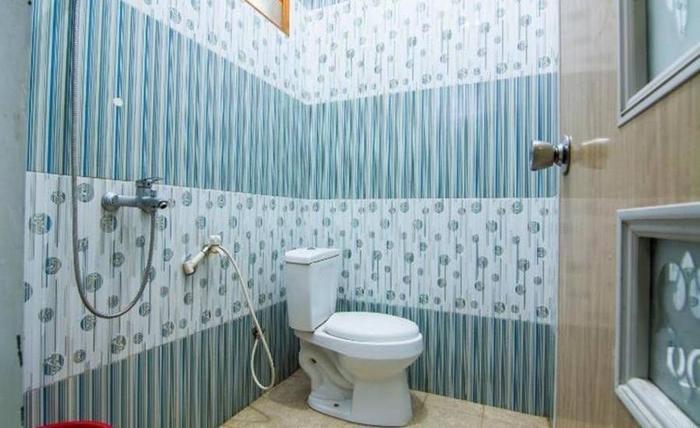 Hotel Tri Kusuma Semarang - Kamar mandi