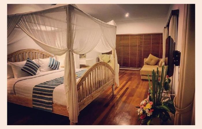 Club Corner Residence by Nagisa Bali Bali - Kamar tidur