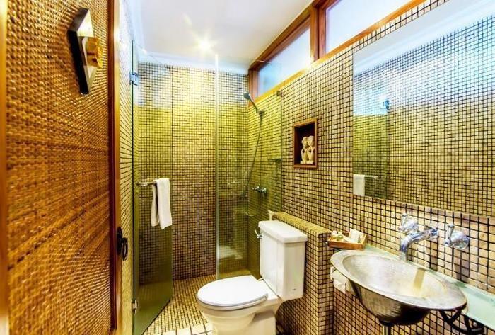 Villa Damar Bandung - Tower Suite Bathroom