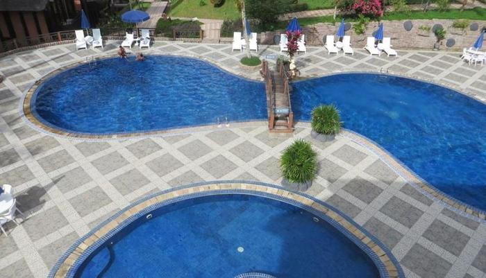 Toraja Heritage Hotel Rantepao - Kolam Renang