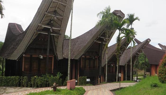 Toraja Heritage Hotel Rantepao - Eksterior