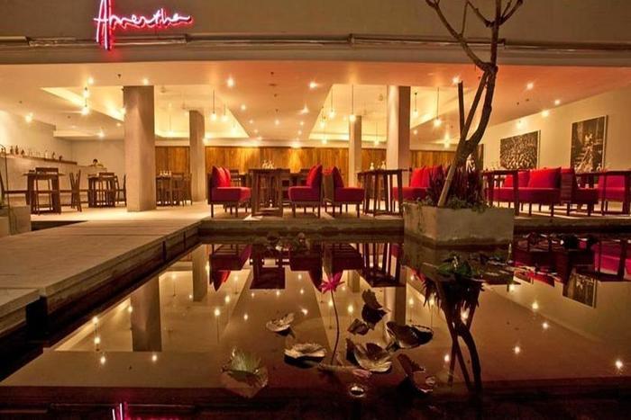 Ananta Legian Hotel Bali - Restoran