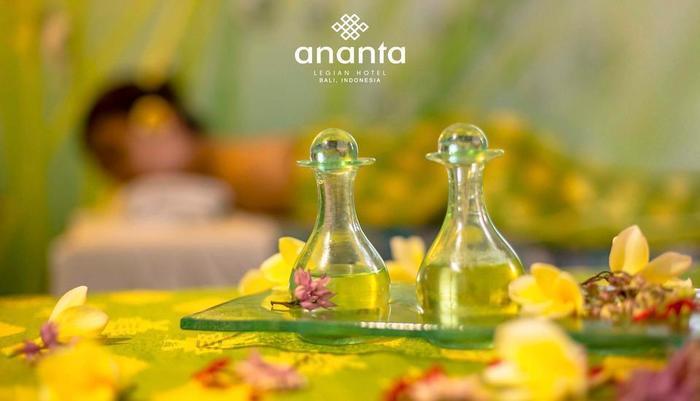 Ananta Legian Hotel Bali - Spa Treatment
