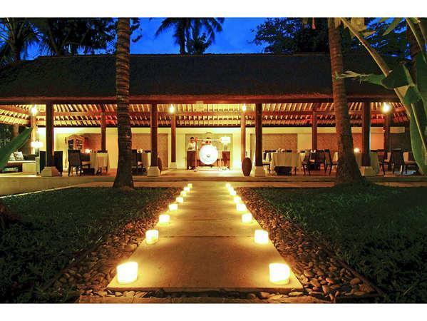 Kayumanis Sanur Private Villa & Spa Bali - Gong Restaurant