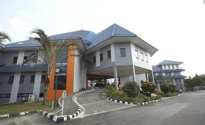 Grand Elty Singgasana Tenggarong Tenggarong - Eksterior