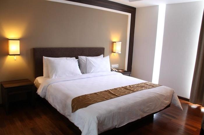 HOM Gowongan Platinum Hotel Yogyakarta - Double Bedroom