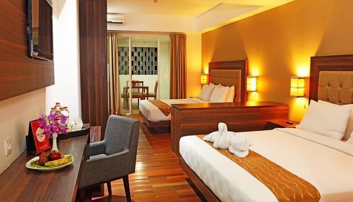 HOM Gowongan Platinum Hotel Yogyakarta - Suite Keluarga