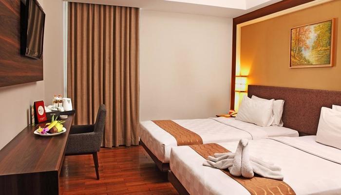 HOM Gowongan Platinum Hotel Yogyakarta - Kamar Superior