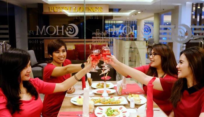 HOM Gowongan Platinum Hotel Yogyakarta - Arisan