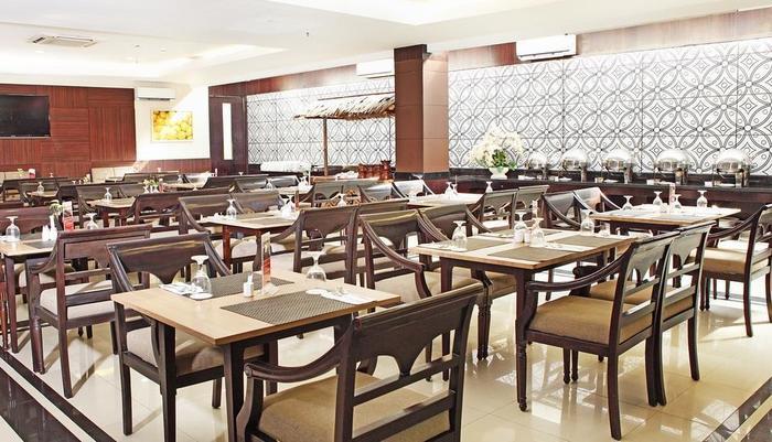 HOM Gowongan Platinum Hotel Yogyakarta - restoran