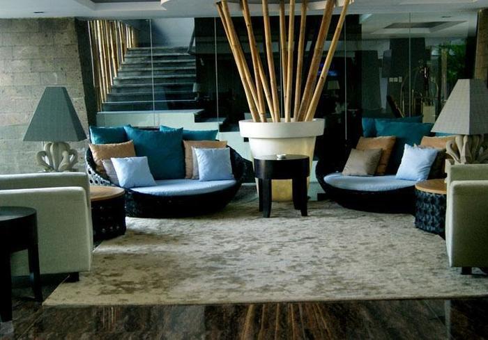 Amaroossa Suite Bali - Lounge