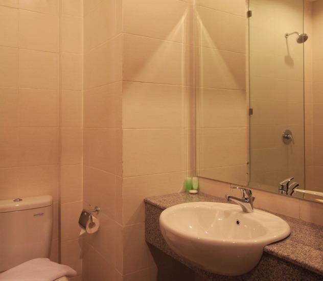 The Agung Residence Seminyak - Kamar mandi