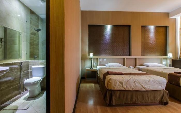 Hotel Sejati 1 Balikpapan - Guest Room