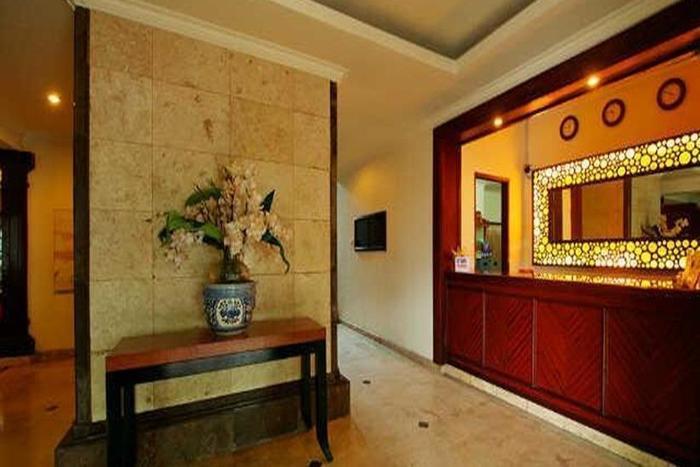 Taman Suci Hotel Bali - lobi