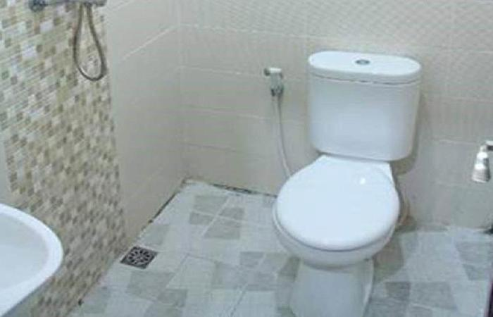 BliBli House Jimbaran - Kamar mandi