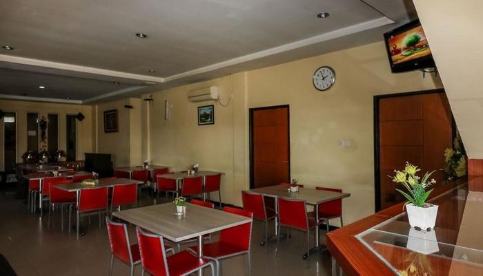 NIDA Rooms Tampan SM Amin - Restoran