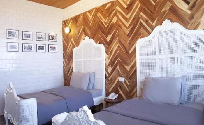 Stevie G Hotel Bandung - Kamar tamu