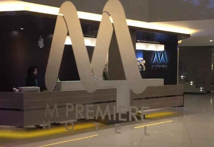 M Premiere Hotel Bandung - The Logo