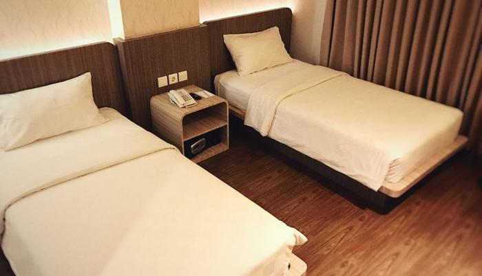 M Premiere Hotel Bandung - Deluxe Twin Room