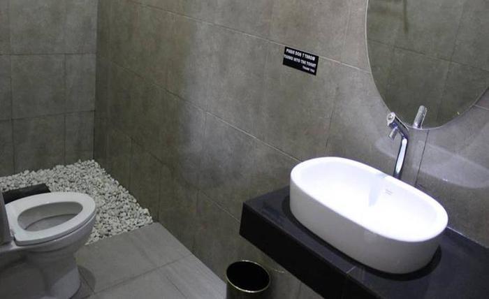 Blanjong Homestay Bali - Bathroom 2