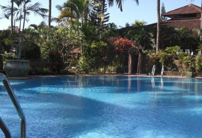 Kuta Indah Hotel Lombok - Kolam Renang
