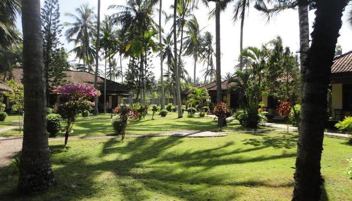 Kuta Indah Hotel Lombok - Penampilan