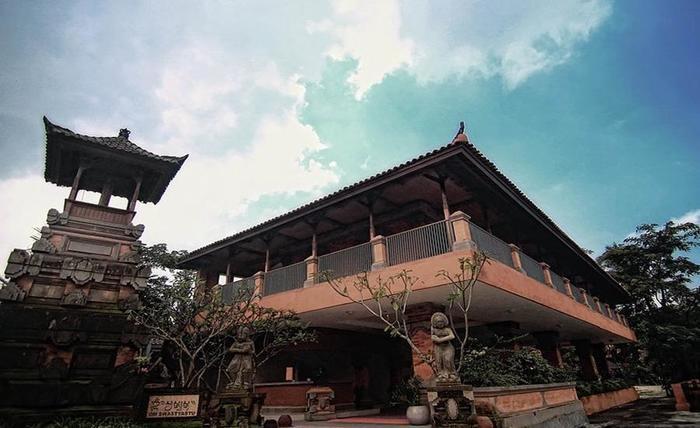 Ubud Cottages Malang Malang - Eksterior