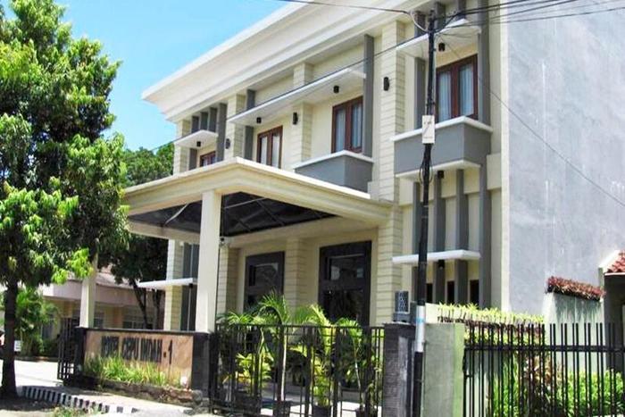 Hotel Cepu Indah Cepu - Tampilan Luar Hotel
