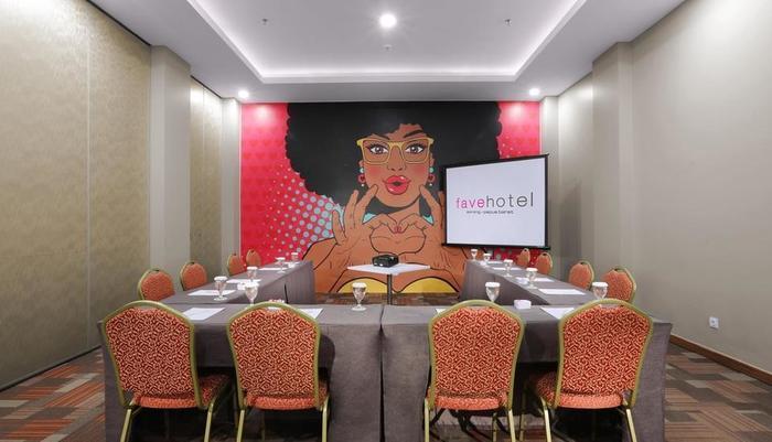 favehotel Sorong - Meeting room