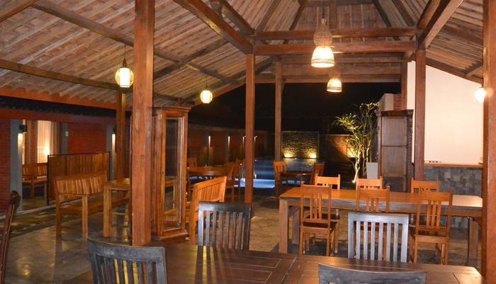 Wahid Borobudur Magelang - Restauran