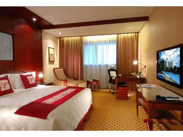 Hotel Borobudur Jakarta - Kamar Premiere Deluxe