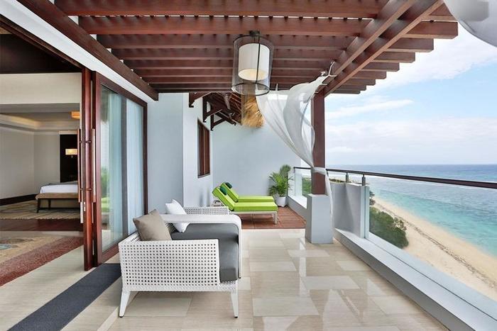 Samabe Bali Resort & Villas Bali - Balkon