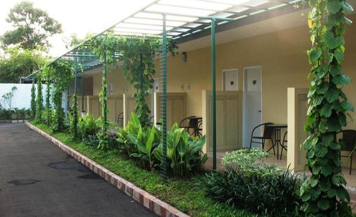 Cengkareng Transit Hotel Tangerang - Eksterior
