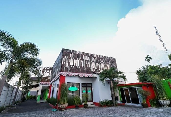 NIDA Rooms Yogyakarta Pramuka - Eksterior