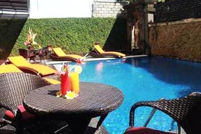 Losari Hotel & Villas Bali - Kolam renang.