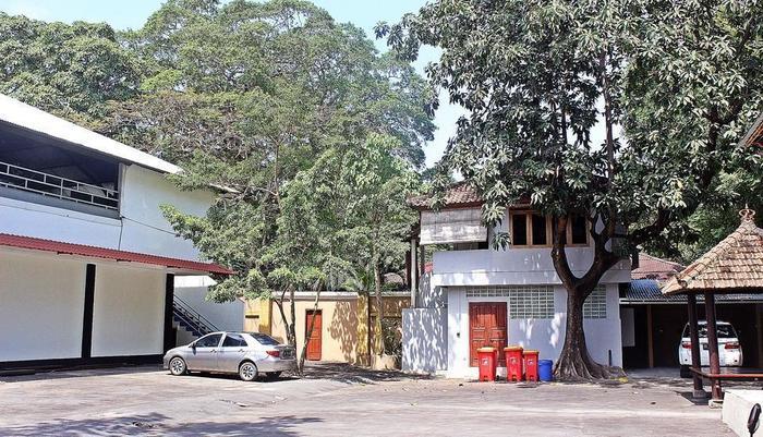 Mirah Hostel Bali - Tempat Parkir