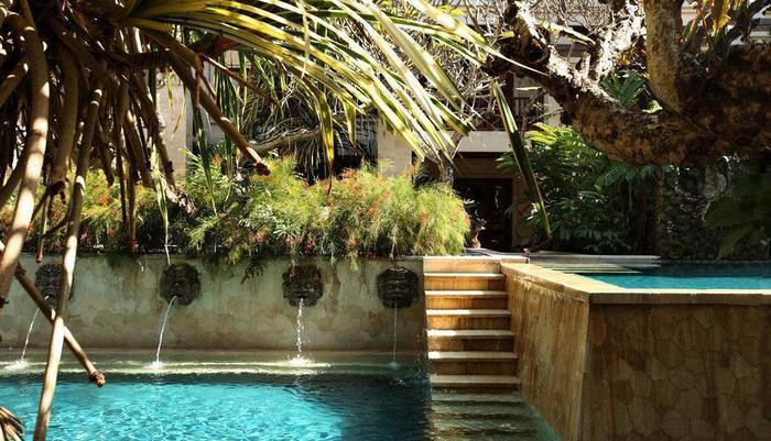 Puri santrian Bali - Santrian Kolam Renang