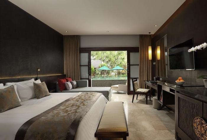Puri santrian Bali - Premier Deluxe