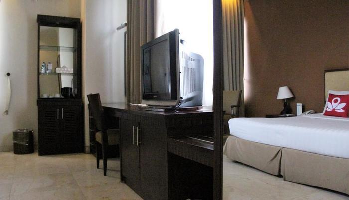 ZEN Rooms near Grand Indonesia Mall Jakarta - Kamar Double