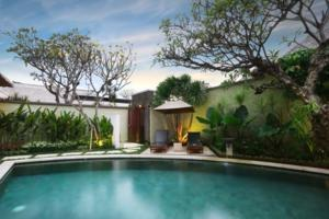 The Bali Bill Villa Bali - kolam renang