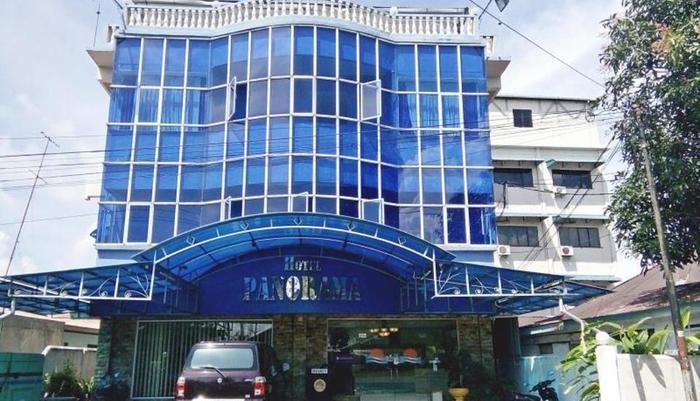 Hotel Panorama Tanjung Pinang - Tampilan Luar Hotel
