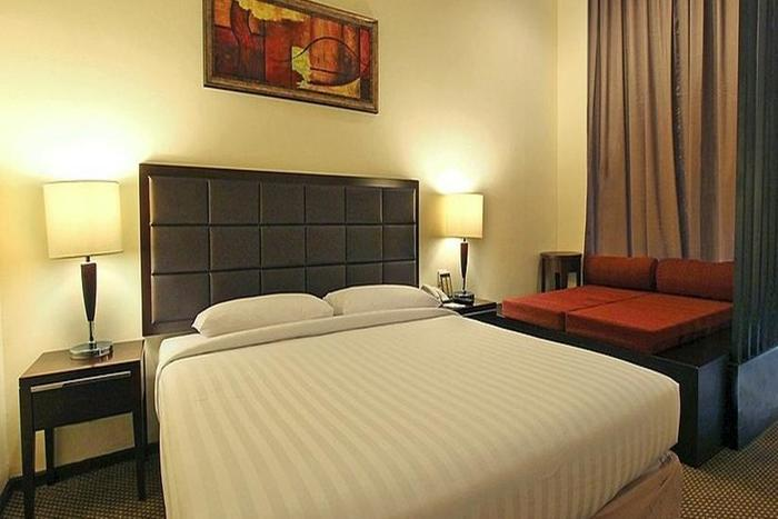 Harmoni One Convention Hotel Batam - Kamar Deluxe