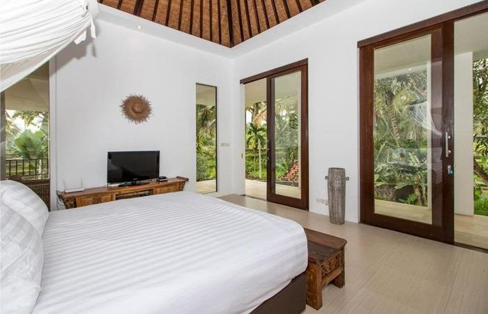 Villa Yamuna Bali - Kamar