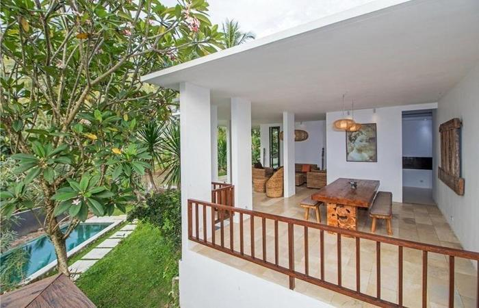 Villa Yamuna Bali - Eksterior