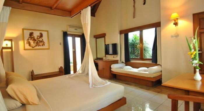 Kuta Lagoon Resort Bali - Kamar Tamu