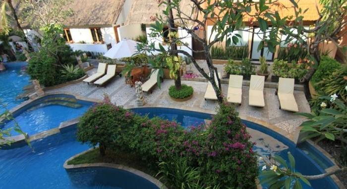 Kuta Lagoon Resort Bali - Tampilan Luar