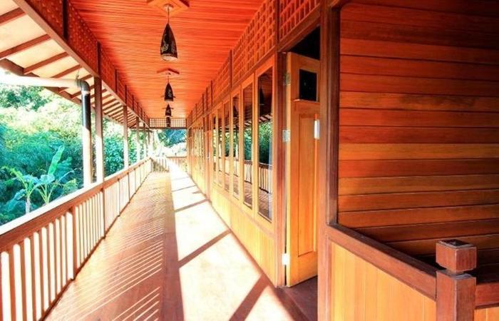 Pesona Bulan Baru Hotel Lombok - Balkon