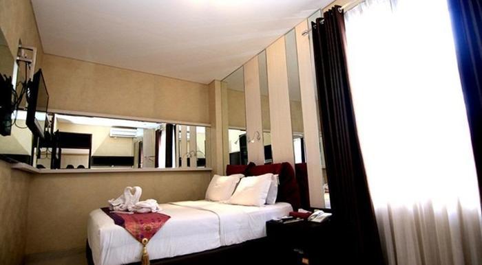 Latief Inn Hotel Bandung - Kamar Deluxe