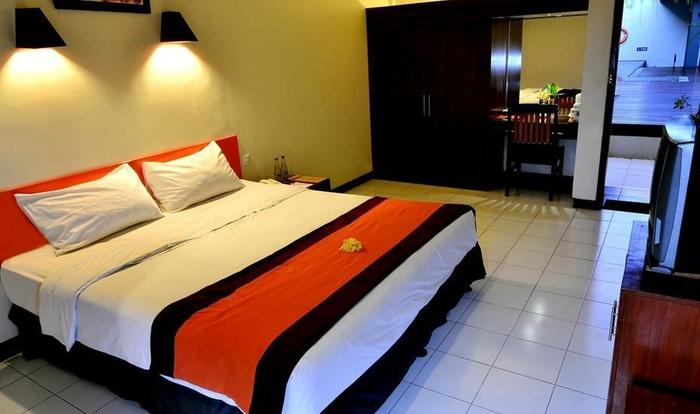 The Yani Hotel Bali - Deluxe (21/Jan/2014)