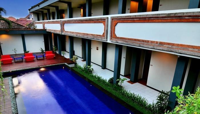 The Yani Hotel Bali - (21/Jan/2014)